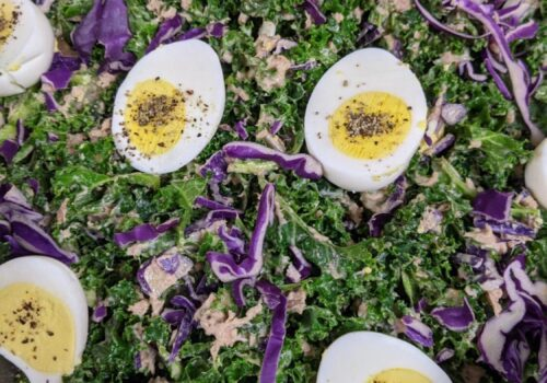 tuna-kale-salad